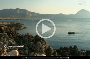 Video Erice and surroundings