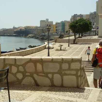 Discovering Trapani, the magical city of salt and  wind