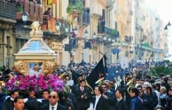 I riti della Pasqua nella Sicilia occidentale