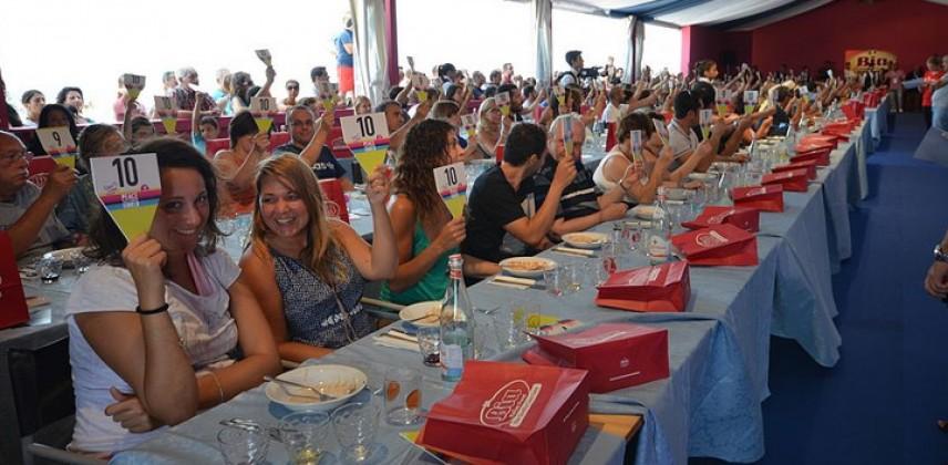 Due Gare al Cous Cous Fest ...Il Campionato italiano di Cous Cous e la Cous Cous World Championship