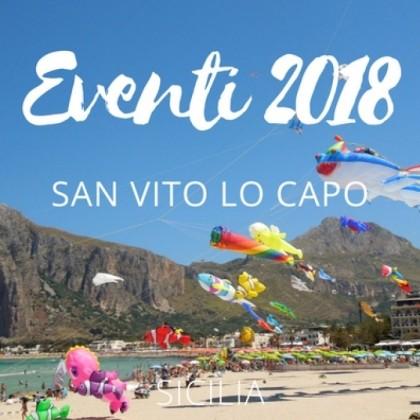 Estate 2018 a San Vito Lo Capo, ecco gli eventi da non mancare.