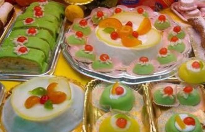 La cassata siciliana, ovvero, il lato dolce della Pasqua in Sicilia.