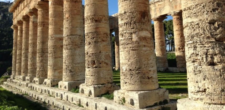 In viaggio, alla scoperta dei tesori della Sicilia occidentale.