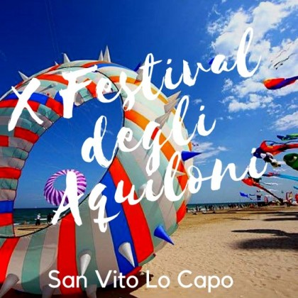 X Festival Internazionale degli Aquiloni a San Vito Lo Capo