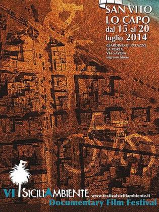 Siciliambiente documentary film festival dal 15 al 20 luglio a San Vito Lo Capo