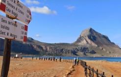 Trekking panoramico da Macari a Custonaci