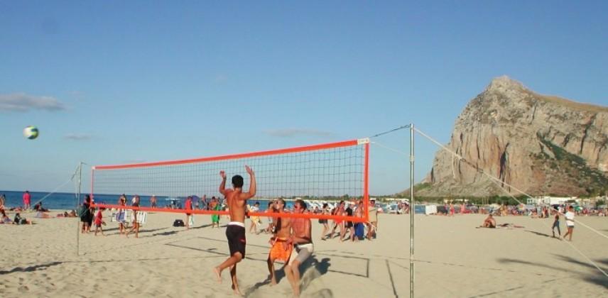 Dal 3 al 10 otttobre, Campionato Mondiale studentesco di Beach Volley a San Vito Lo Capo