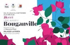 Sarà Palazzo La Porta ad ospitare la XXI edizione di Libri, autori e bouganville