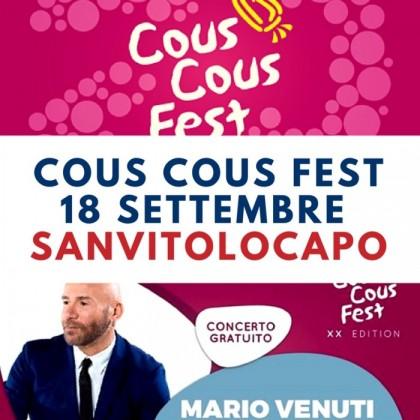 Cous Cous Fest  15 -24  Settembre