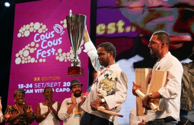 Angola is the Champion of the World of Cous Cous Fest 2017