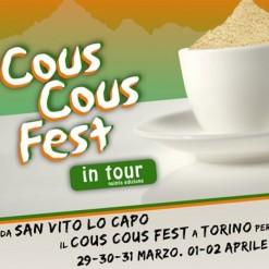 Approda a Torino il Cous Cous Fest in Tour