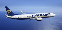 New Ryanair flights on Trapani from March 2020