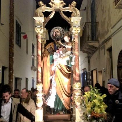 La Festa di San Giuseppe a Marettimo