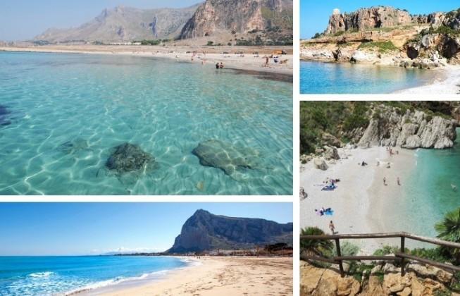 Tutte le spiagge di San Vito Lo Capo