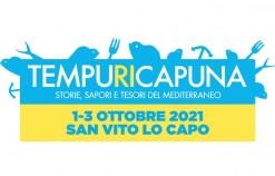 TEMPURICAPUNA a San Vito Lo Capo dall'1 al 3 ottobre