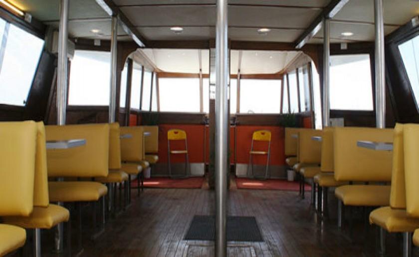 Favignana e Levanzo con pranzo a bordo, partenza  da Trapani