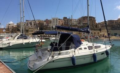 Escursione in barca a vela alla Riserva dello Zingaro
