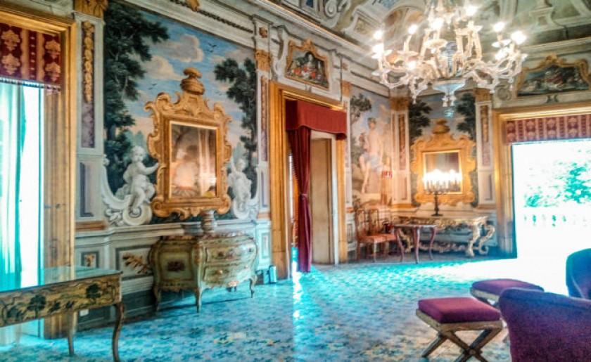 Palermo: Palazzina Cinese e Villa Niscemi