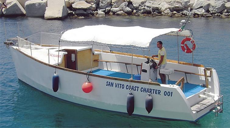 San Vito Coast Charter