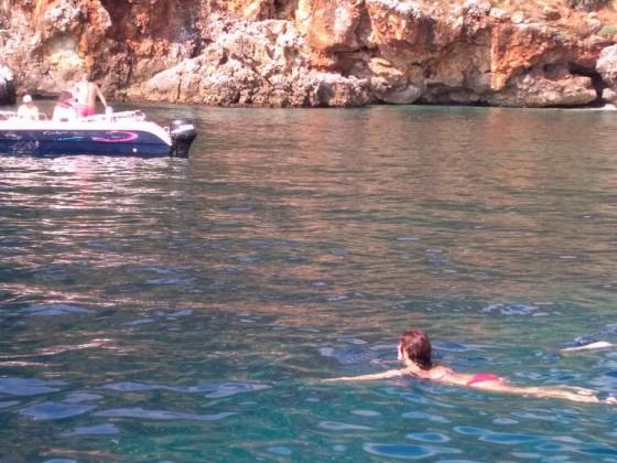 Escursioni in barca con GAETANO