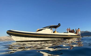 Escursione Luxury in gommone da San Vito Lo Capo