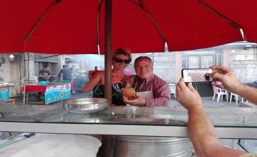 Street Food Tour a Palermo