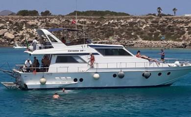 Levanzo e Favignana in Yacht