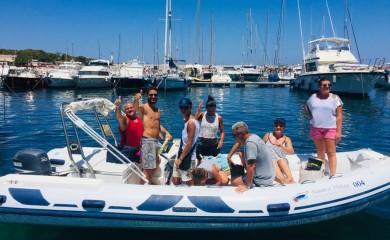 Nautica Platy noleggio barche e gommoni
