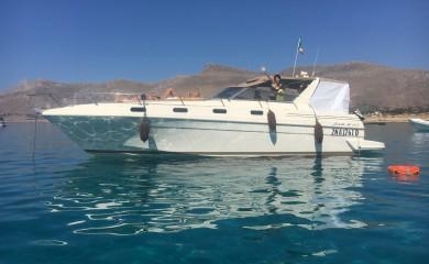 Escursione in barca a Favignana e Levanzo