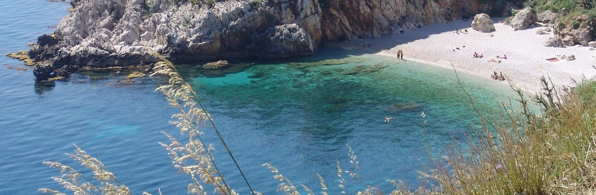 Riserva dello Zingaro ...trekking vista mare!