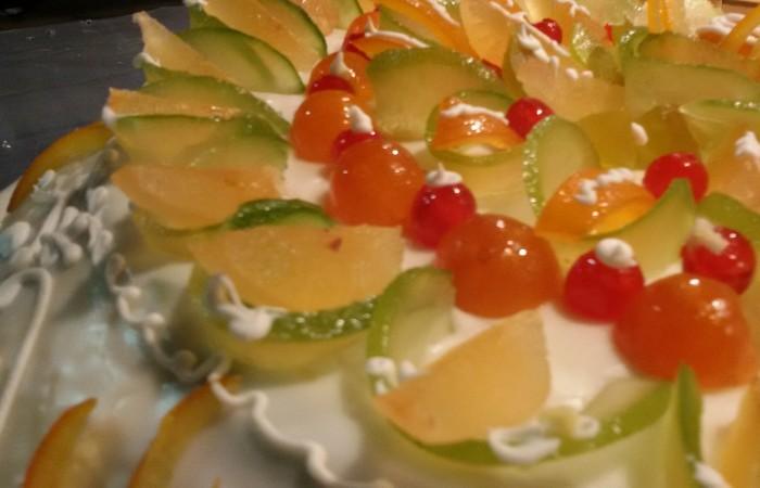 La cassata siciliana ovvero, il lato dolce delle feste in Sicilia.