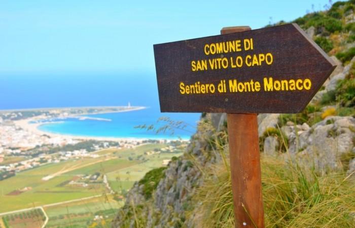 Da San Vito Lo Capo alla cima di Monte Monaco, itinerario del cuore per gli amanti del trekking in Sicilia
