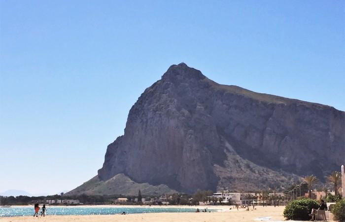 Itinerario del cuore da San Vito Lo Capo alla cima di Monte Monaco