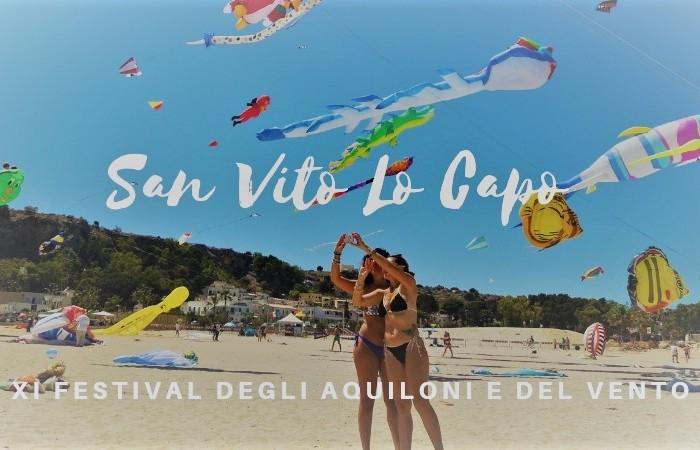 Festival degli Aquiloni e Festa del Vento, 16-19 maggio a San Vito Lo Capo