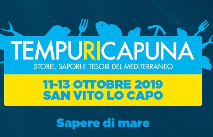 Tempu ri Capuna, storie, sapori e tesori del Mediterraneo
