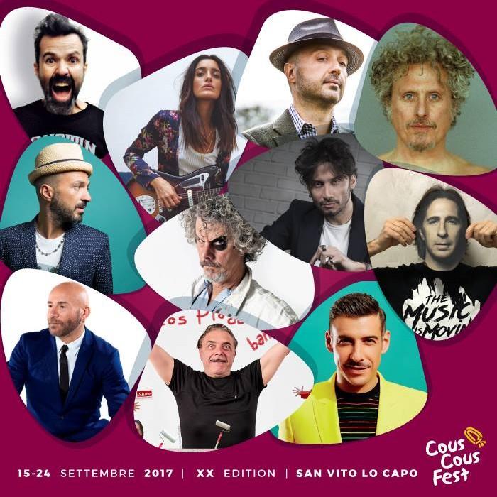 Il Cous Cous Fest a San Vito Lo Capo  15 - 24 Settembre 2017