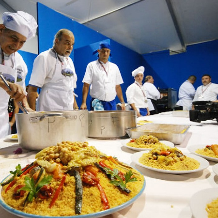Volete scoprire le ricette d'autore?...Non perdetevi i Cooking Show…
