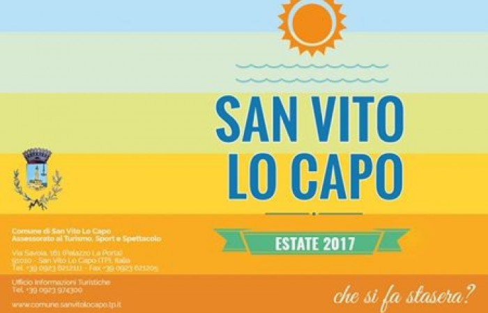 The best Events of summer 2017 in San Vito Lo Capo from May to September