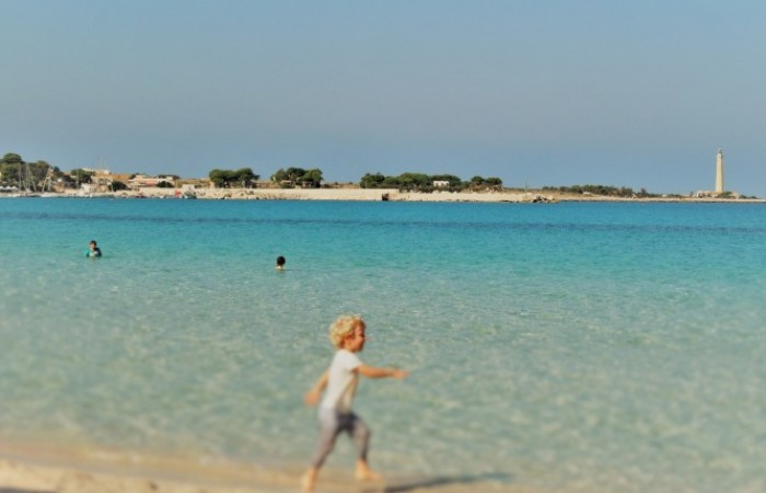 Bandiera Verde 2020, confermata San Vito Lo Capo spiaggia più bella per i bambini