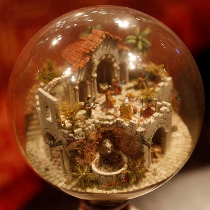 Natale ad Erice, il borgo dei Presepi