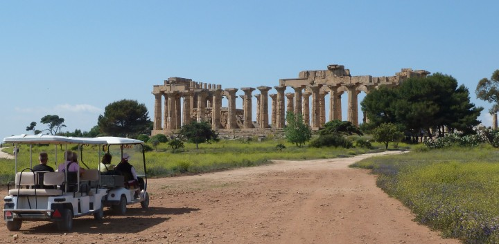 Only a few hours flight will bring you to a special weekend in Sicily