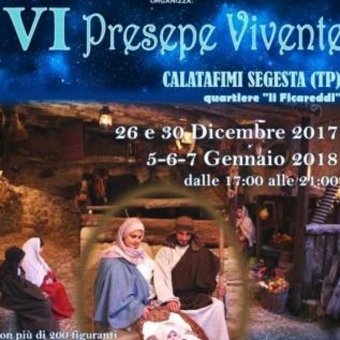 Un Presepe Vivente nel centro storico di Calatafimi-Segesta