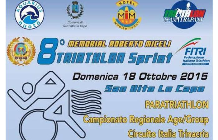 "Triathlon Sprint "" Memorial Roberto Miceli"