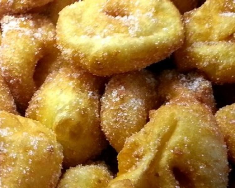Le Sfince, il dolce siciliano della tradizione natalizia